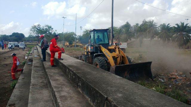 Moradores de rua deixam cracolândia, e prefeitura amplia revitalização da Beira-Rio
