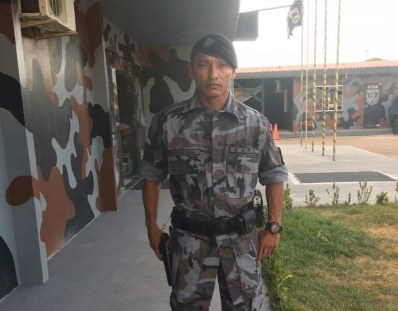 Policial militar é encontrado morto