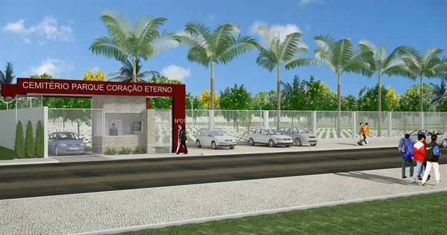 Amapá vai ganhar seu 1º Cemitério Parque: Coração Eterno