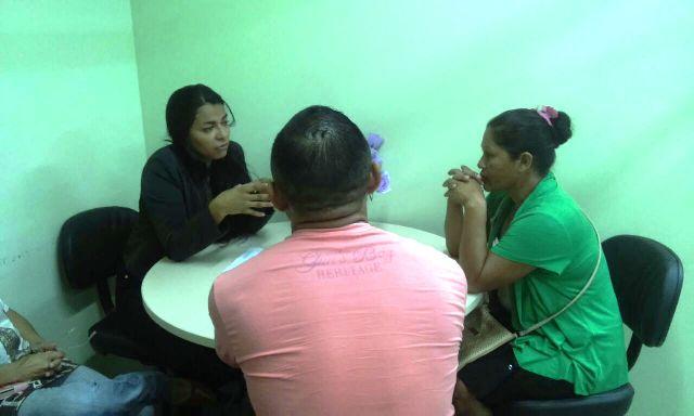 """""""Está bom para mim"""", diz dona de casa após acordo na Semana de Conciliação"""
