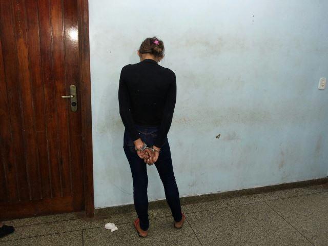 Jovem de 22 anos admite ser traficante