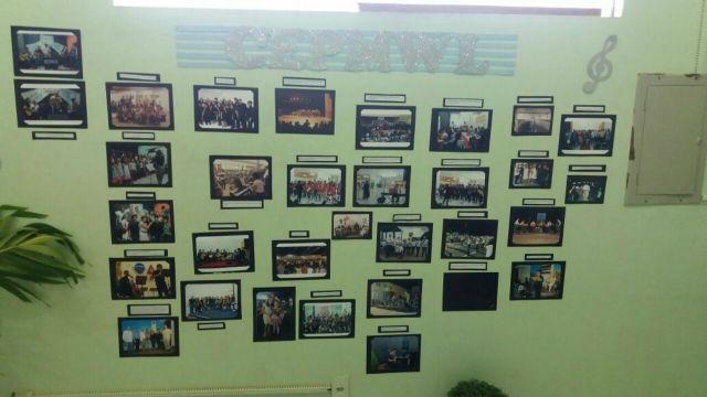 Centro de música faz programação e lembra os 65 anos da instituição