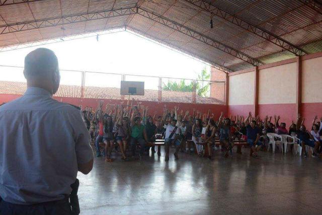 Escola em área portuária de Santana terá gestão militar compartilhada