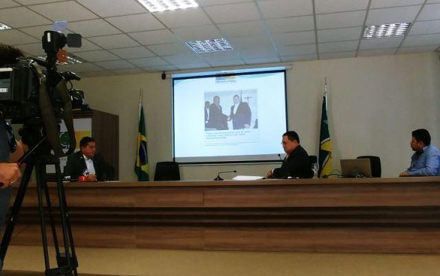 Júnior Favacho recebeu propina para beneficiar Zamin, diz MP