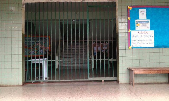 Escolas podem iniciar o ano letivo em obras