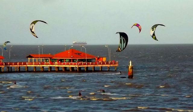Travessia de kitesurfe no Rio Amazonas terá atletas do Brasil e França