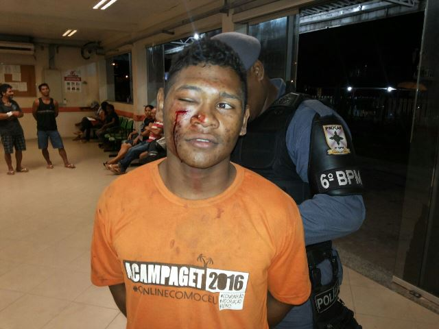Após matar irmão, jovem é linchado