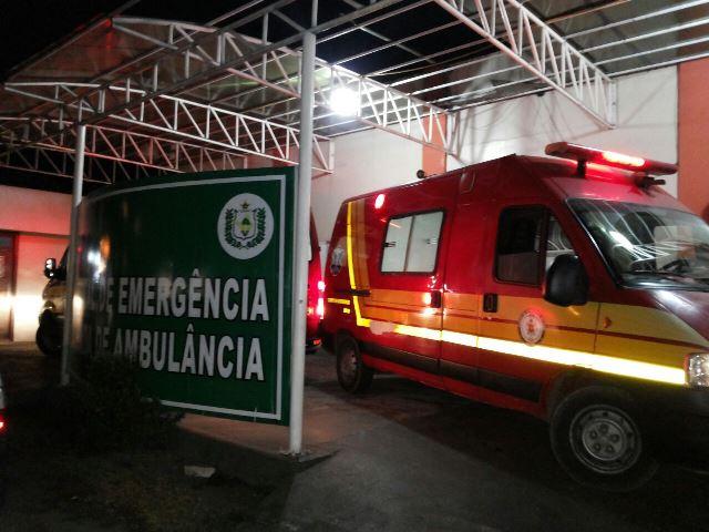 Carro preto reaparece, deixa 2 mortos e 2 feridos
