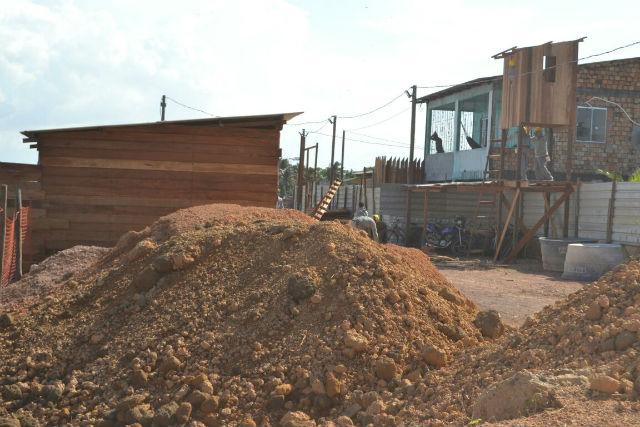 Orla de Macapá: obra do muro de arrimo é retomada após 2 anos parada