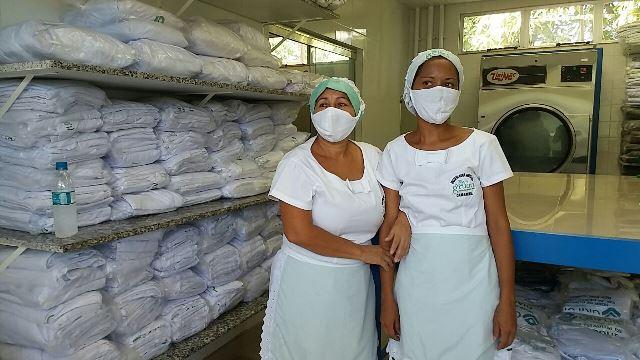 Hospital de Oiapoque recebe nova lavanderia