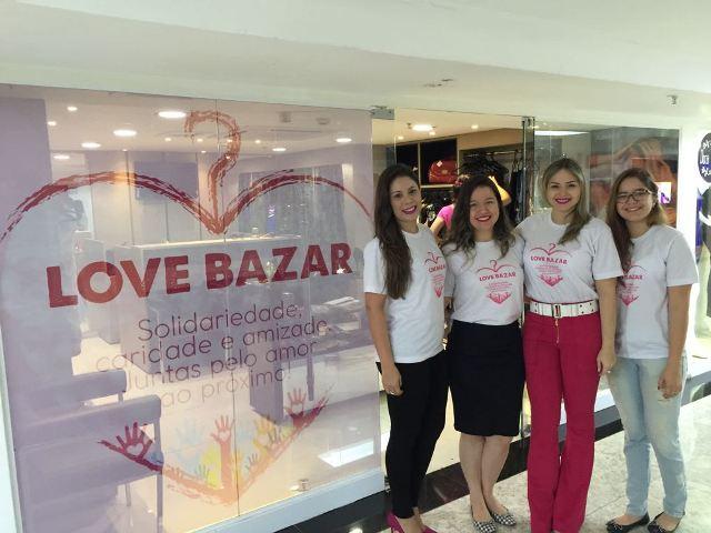 Terceira edição do 'Love Bazar' vai ajudar pacientes com câncer