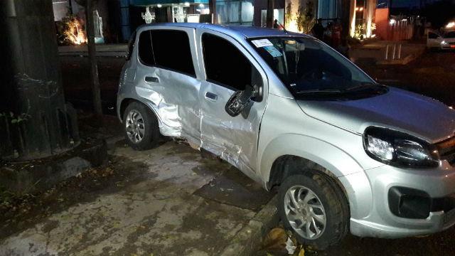 Acidente deixa dois feridos em via de Macapá