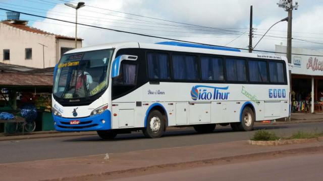 Treze ônibus são assaltados em menos de duas semanas