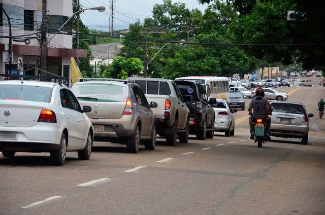 No Amapá, veículos vão usar placas no padrão Mercosul