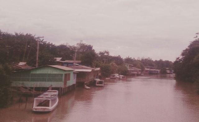 Chuva e literatura em Macondo e no Amapá