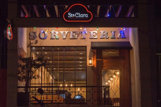 """Santa Clara 10 anos: gelato italiano """"invade"""" Belém"""