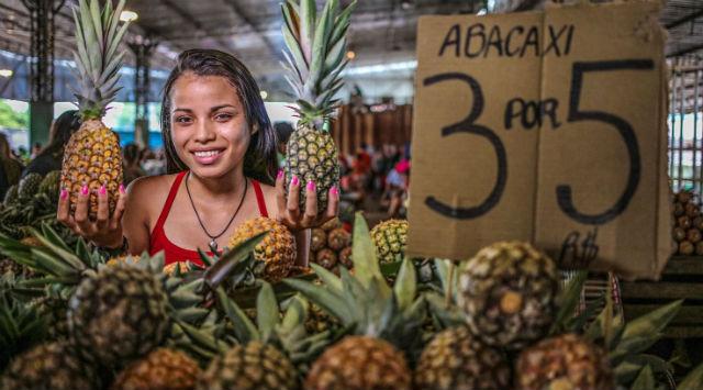 Feiras do agricultor movimentam R$ 18 milhões no 1º semestre de 2017