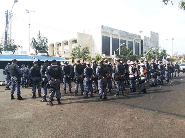 Virada de ano terá 250 policiais militares na Beira Rio