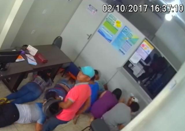 Equipe reage antes do primeiro tiro, e mata acusado de roubo