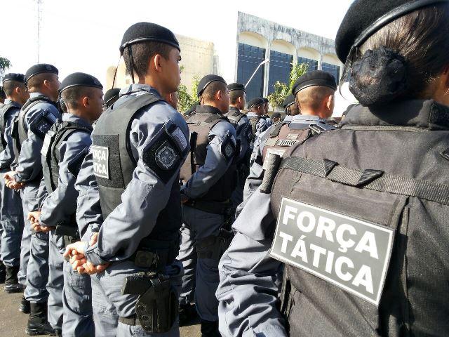 No Amapá, PM cria a Força Tática