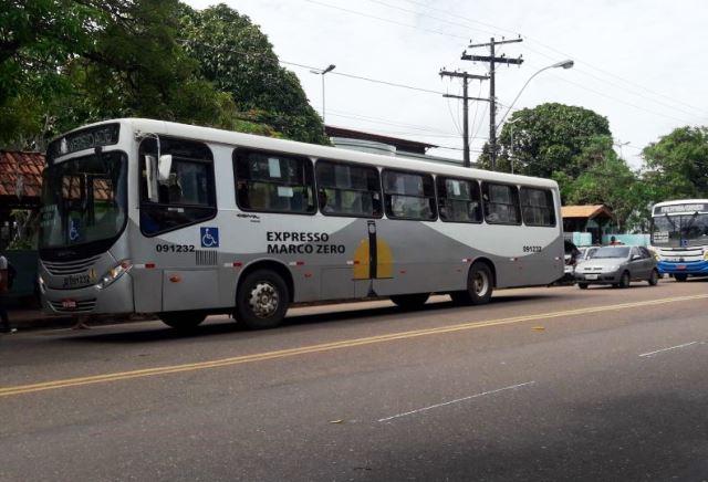 Empresas de ônibus buscam medidas  contra assaltos