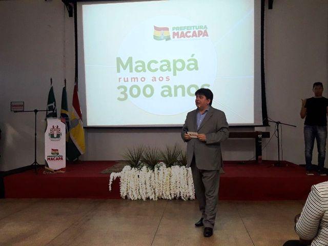 """""""Macapá rumo aos 300 anos"""" busca propostas para o futuro"""