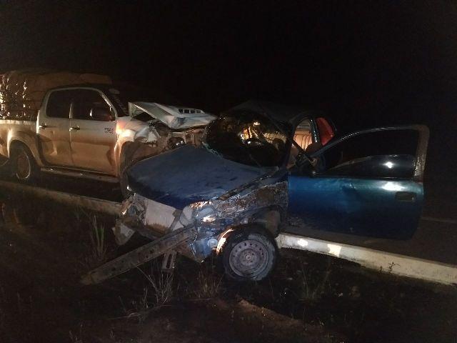 Homem morre em acidente na entrada de Ferreira Gomes