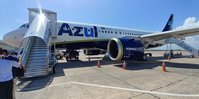Mais moderno e com mais assentos, A320 neo pode baixar tarifa no AP