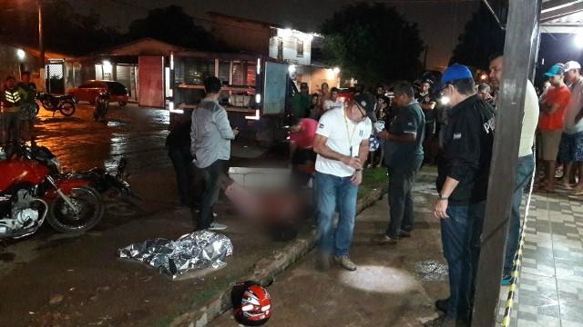 Chacina na zona norte de Macapá; atiradores deixam 4 mortos e 3 feridos