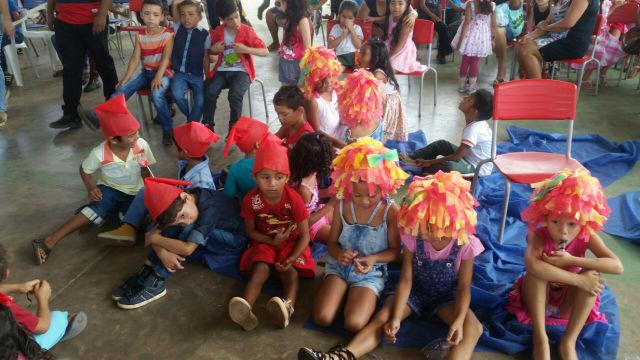 Setecentas crianças terão colônia de férias ofertada pela prefeitura de Pedra Branca