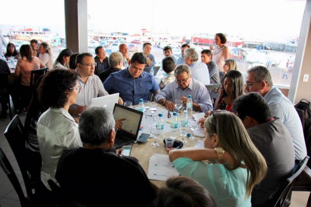 Desenvolvimento sustentável do Amapá é discutido em workshop internacional