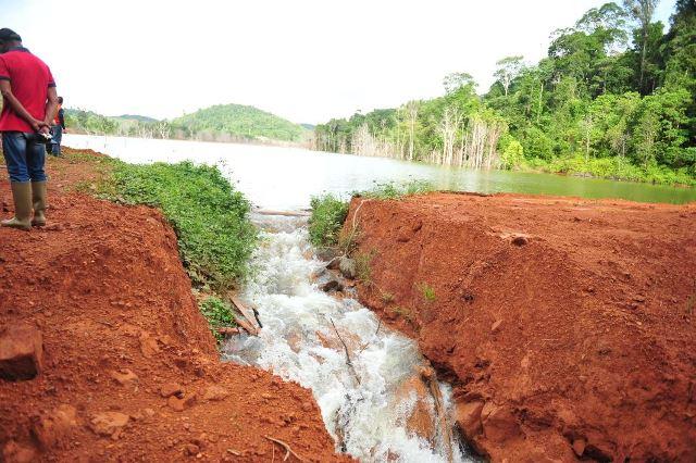 Justiça determina que mineradoras comprovem segurança em barragens do Amapá