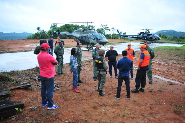 Operação monitora barragem que ameaça romper no Lourenço
