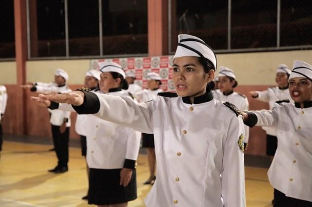 Amapá forma a 1ª turma de uma escola militar