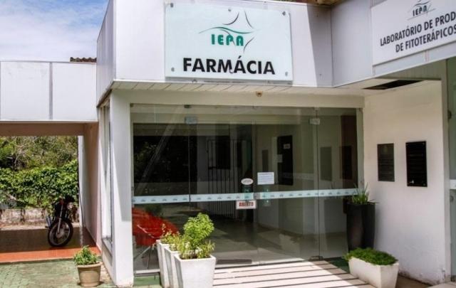 Farmácia do Iepa arrecadou R$ 180 mil em 2017