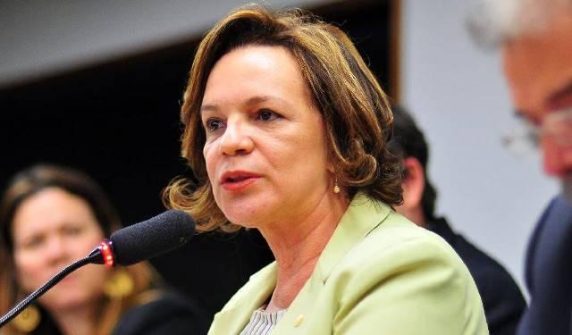 Fátima diz que não abre mão da disputa pelo Senado