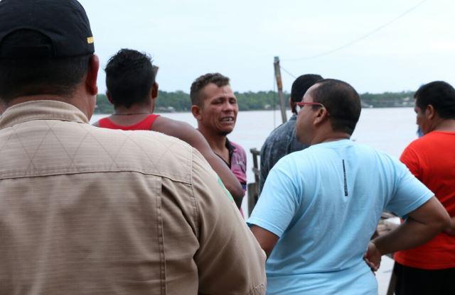 Explosão de barco: Há mortos e desaparecidos, afirmam parentes