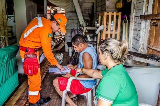 Governo estima que 450 famílias ainda estejam em área da Infraero