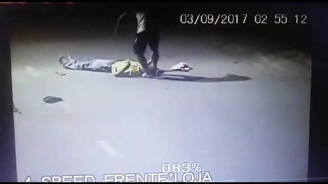 VÍDEO: Um dos homicídios mais brutais de 2017 é resolvido pela polícia