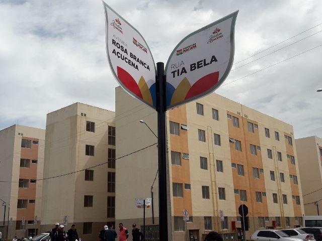 Em residencial popular, feiras comemoram 261 anos de Macapá
