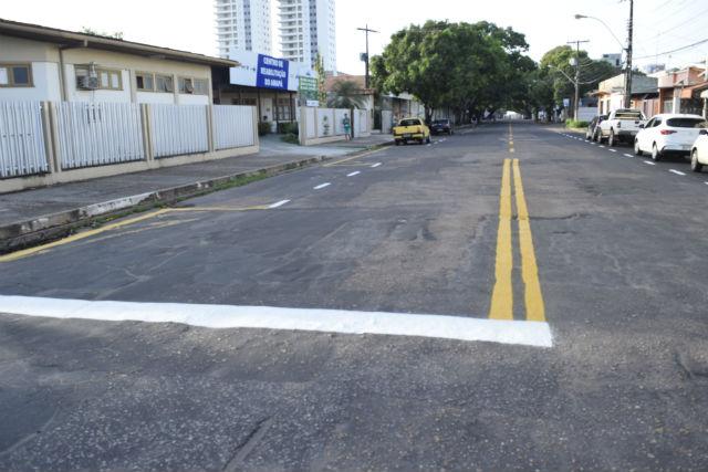 Rua Tiradentes terá mão dupla; veja trecho