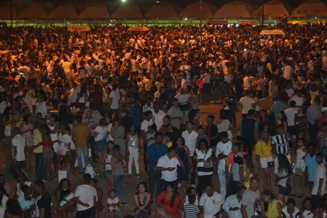 Virada Afro: organizadores estimam público em 130 mil