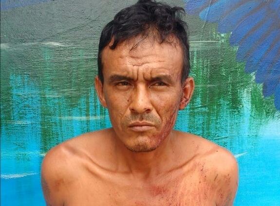 Foragido por homicídio e furto é encontrado ferido na Rodovia do Curiaú