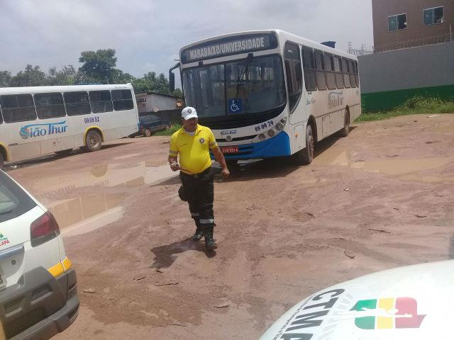 Ônibus com falhas de acessibilidade são recolhidos pela CTMac