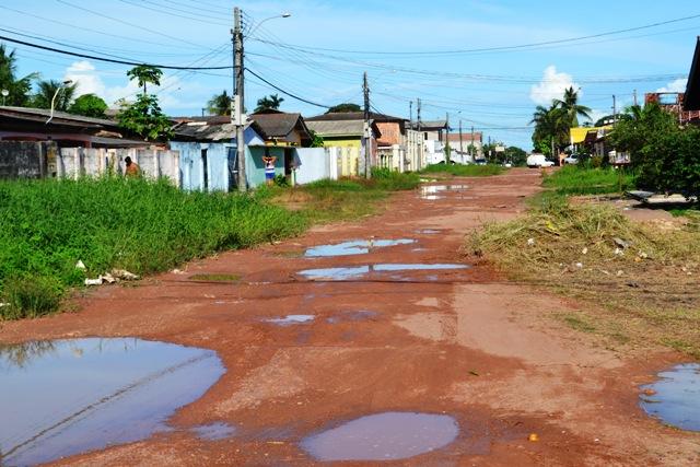 Das 16 cidades do AP, 6 têm esgoto sanitário, diz Ministério das Cidades