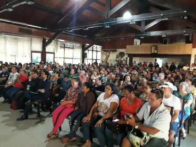 Servidores estaduais deliberam paralisação em fevereiro