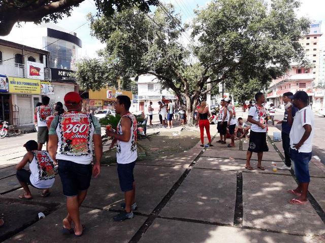 """""""Bloco do Formigueiro"""" continua o Carnaval na Quarta-feira de Cinzas"""