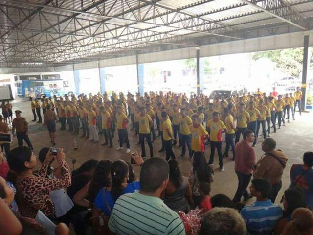 """CBM abre 400 vagas para o """"Bombeiro Cidadão"""""""