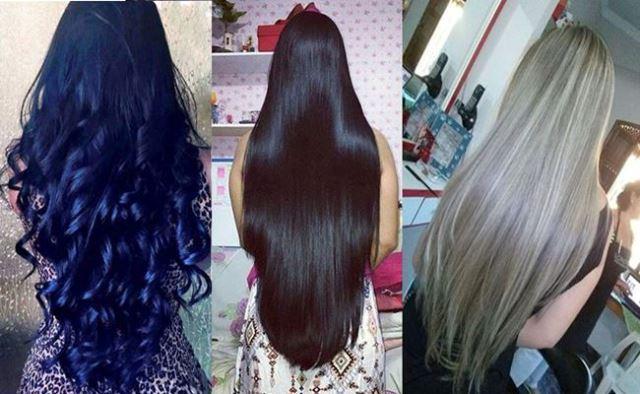 Dicas para o cabelo crescer rápido e forte