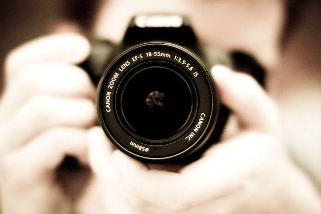 Inscrições abertas para curso gratuito de fotografia